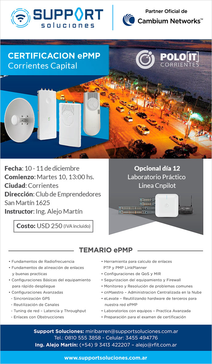 Flyer-Suppport-Soluciones